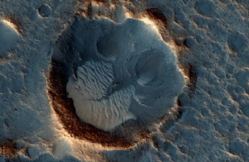 Tại sao cấu tạo sao Hỏa không giống các hành tinh còn lại?